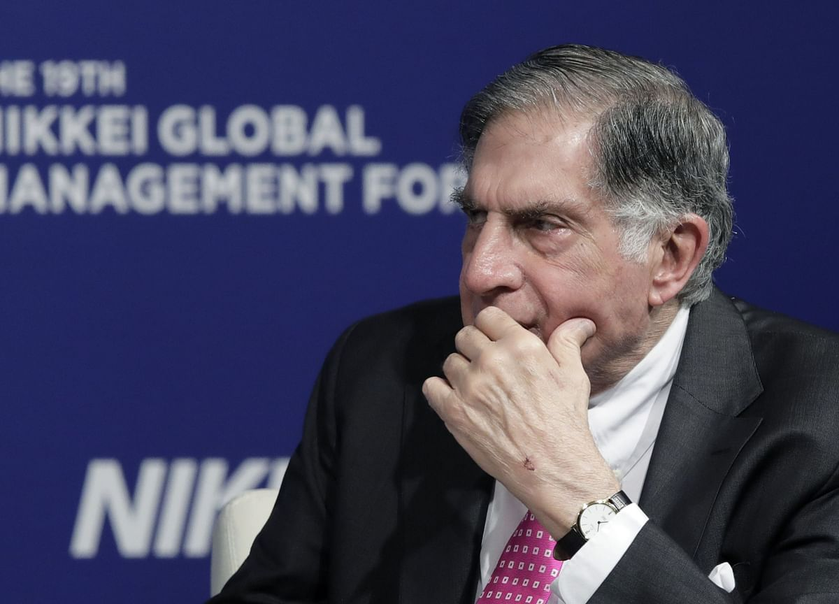 FC Kohli Defined Vision For 'Outstandingly Successful' TCS: Ratan Tata