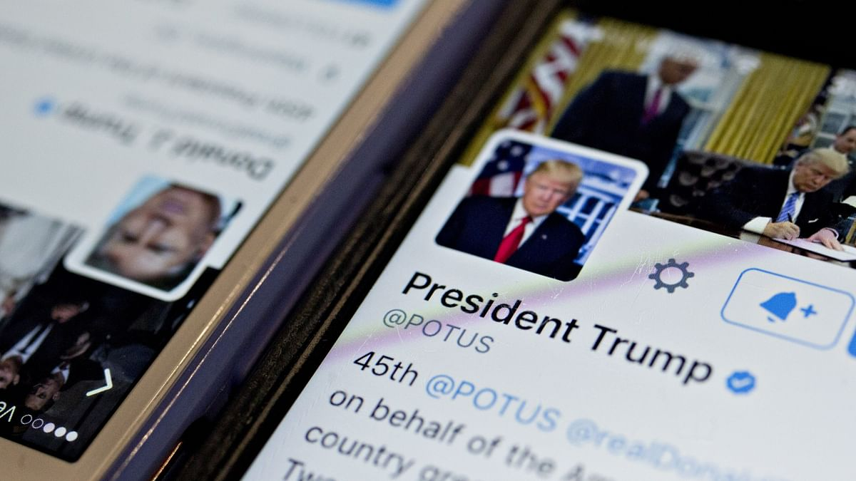 Twitter, Facebook Suspend Trump, Block Posts In Wake Of Riot