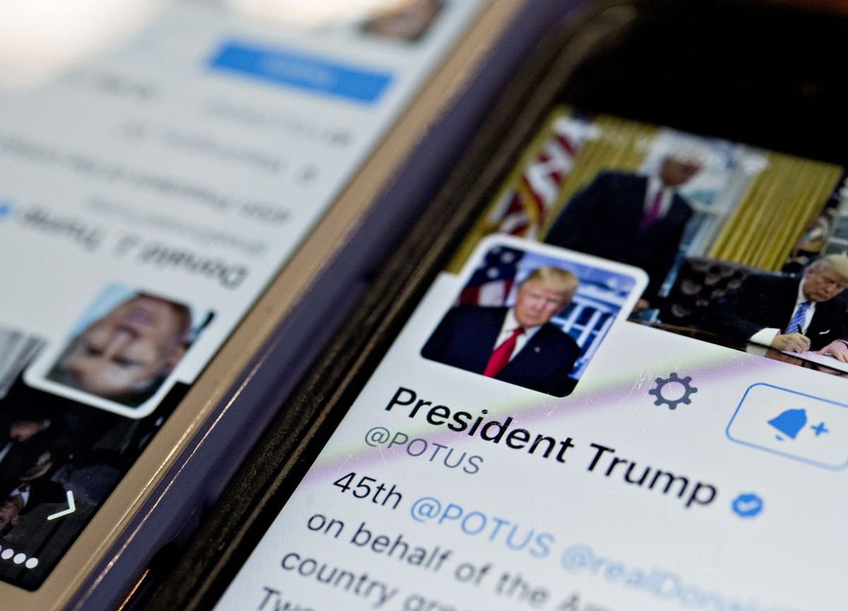 Trump Suspended by Twitter, Facebook, Snap in Riot's Wake