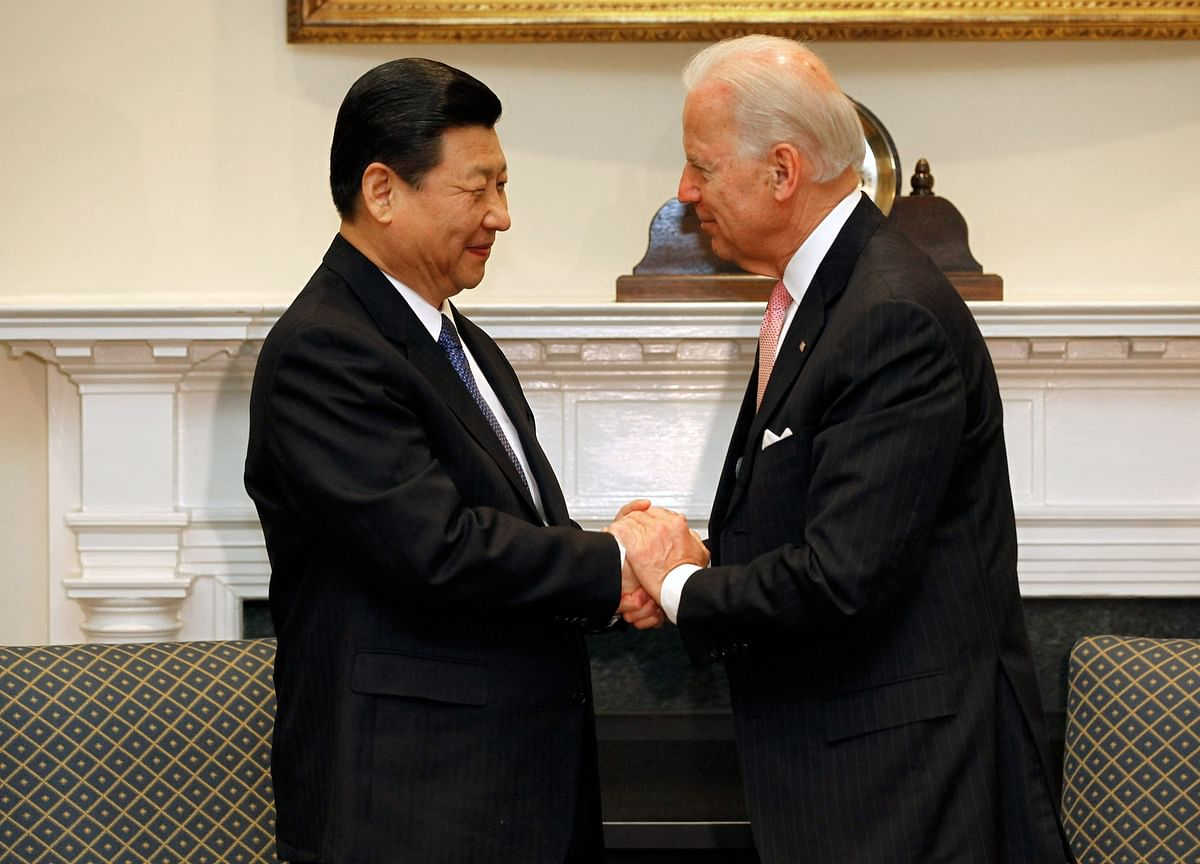 China Joins Nations Congratulating Biden on U.S. Election Win