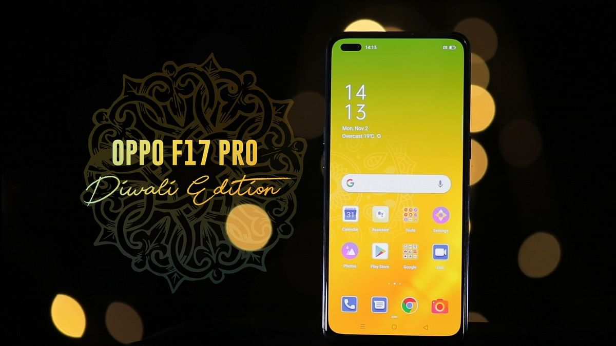 #BeTheLight: OPPOF17 Pro's Diwali Campaign Inspires Us To Spread The Joy In Unique Ways