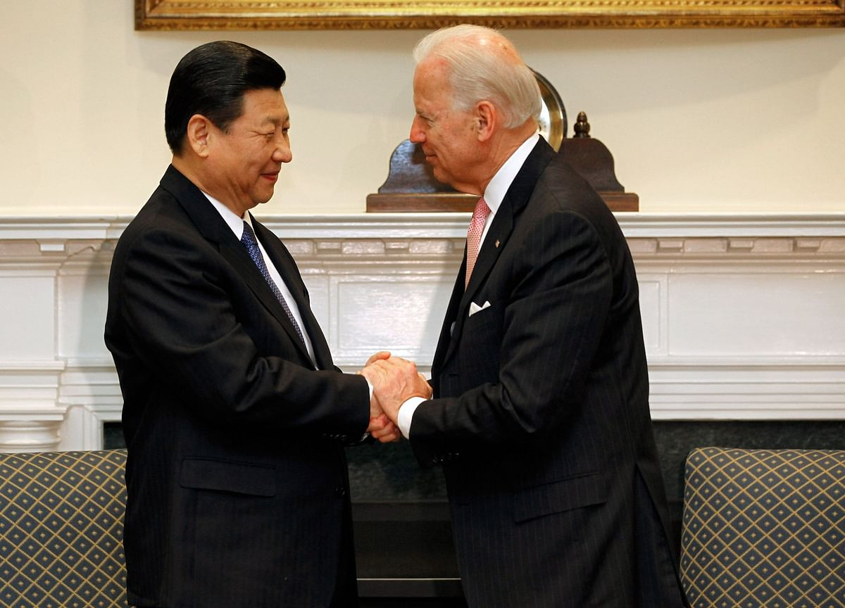 Biden Will Inherit a Strong Hand Against Xi, Thanks to Trump