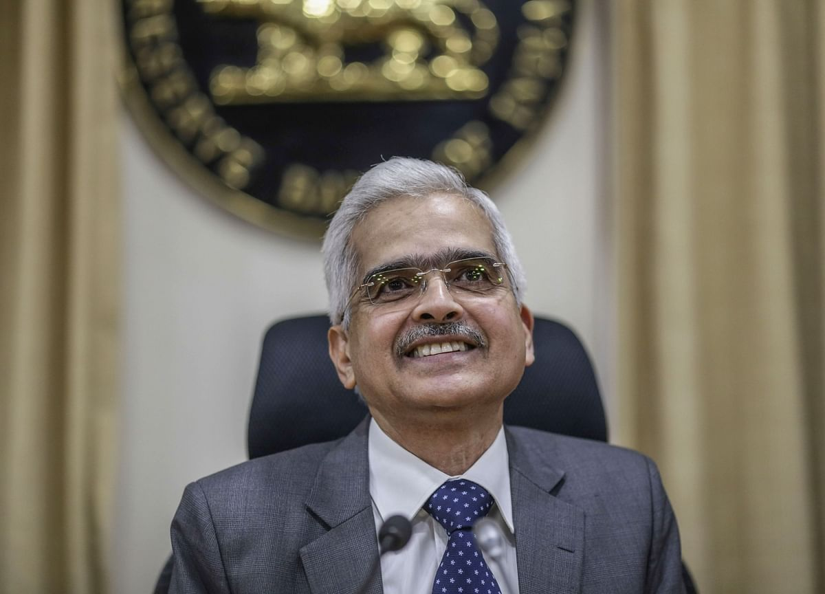 RBI Governor Says There Was Room For An ARC Funded By Banks