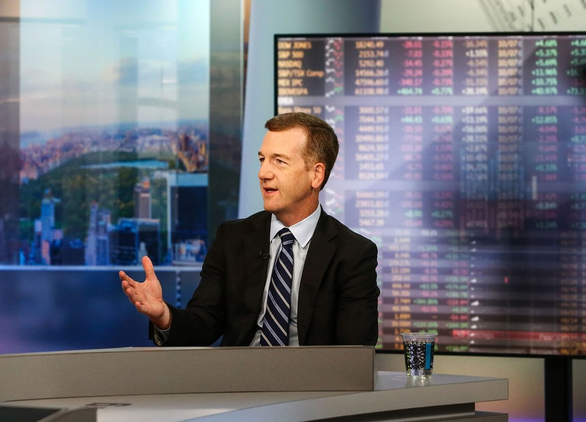 Morgan Stanley's Wilson Says Stocks Overbought, Risk Correction