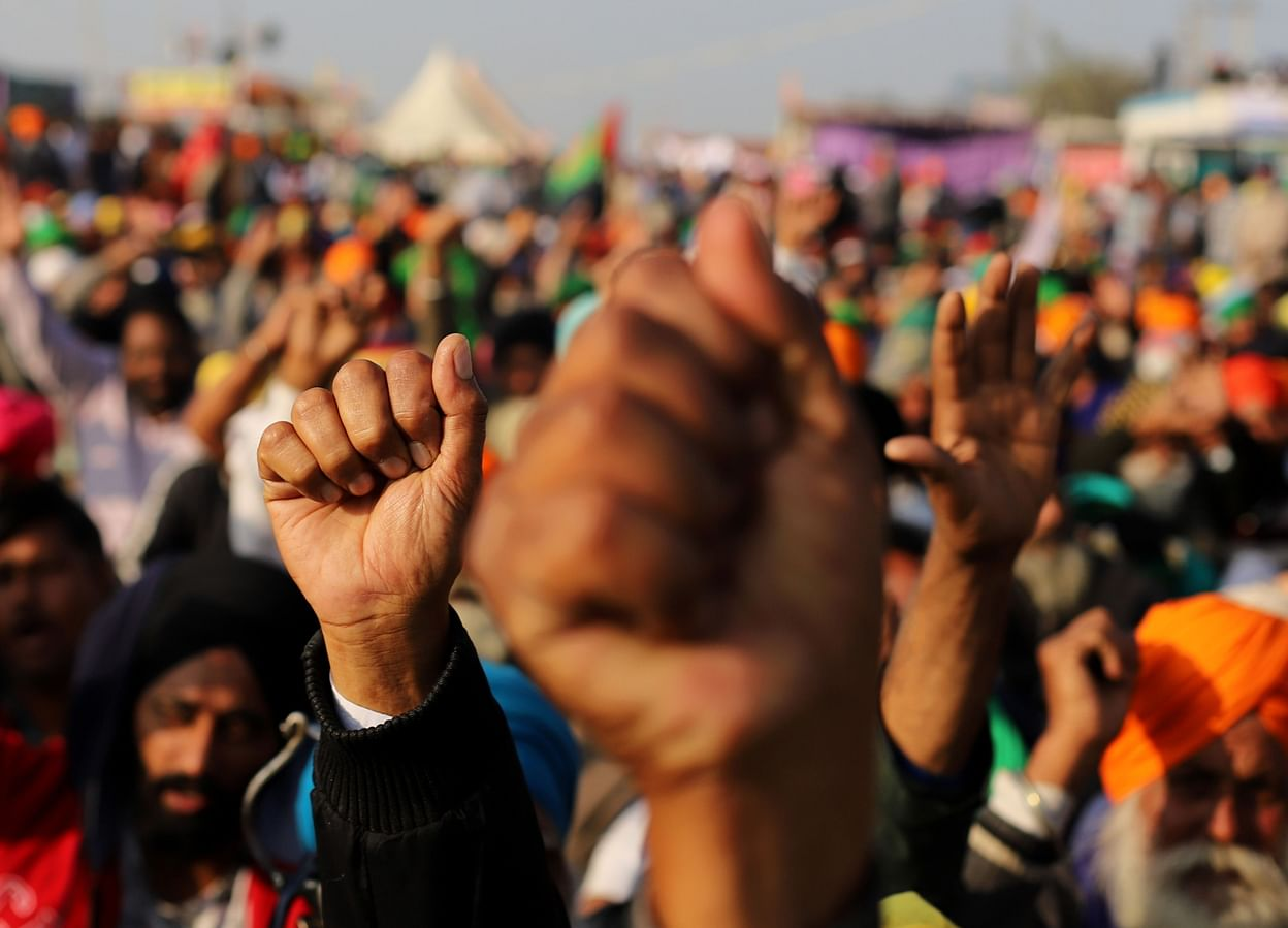 Farmers' Protest: The Right To Protest Vs Public Inconvenience