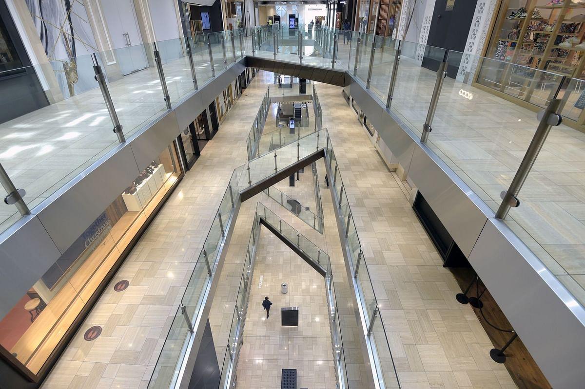 The Emporium Melbourne luxury shopping center on Nov. 25. Photographer: Carla Gottgens/Bloomberg