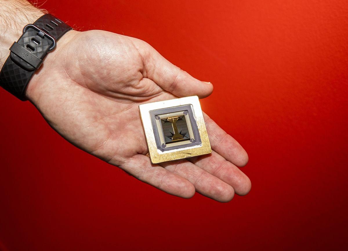 Chinese Scientists Claim Breakthrough in Quantum Computing Race