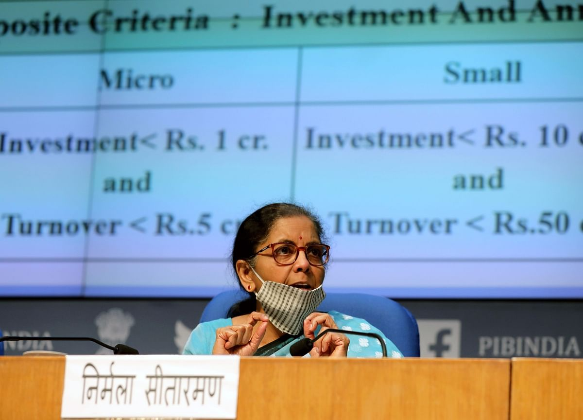 FM Reviews Progress Of Various Schemes Under 3 Packages
