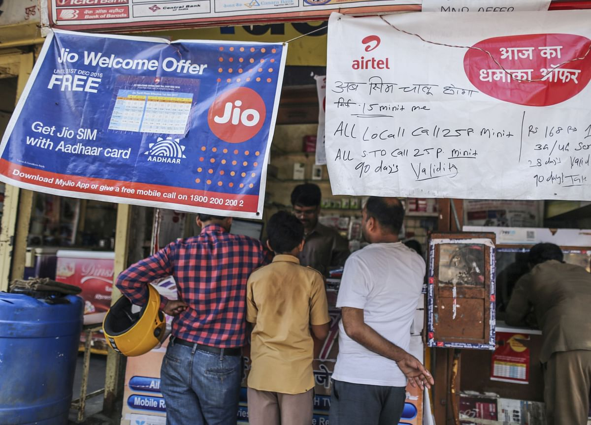 Telecom Operators Make Upfront Payments For Spectrum Bought In Auctions