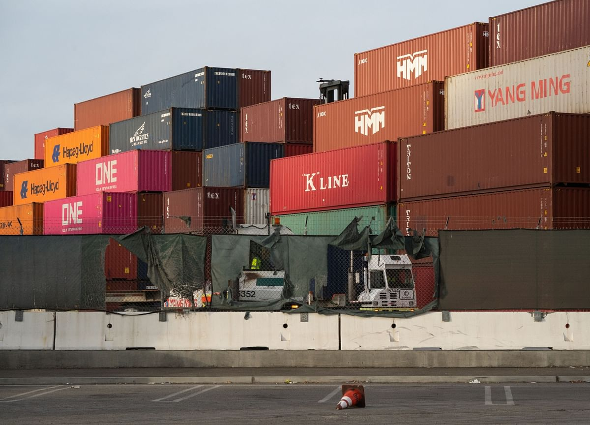 Container Shipping Is Booming Again. That Probably Won't Last.