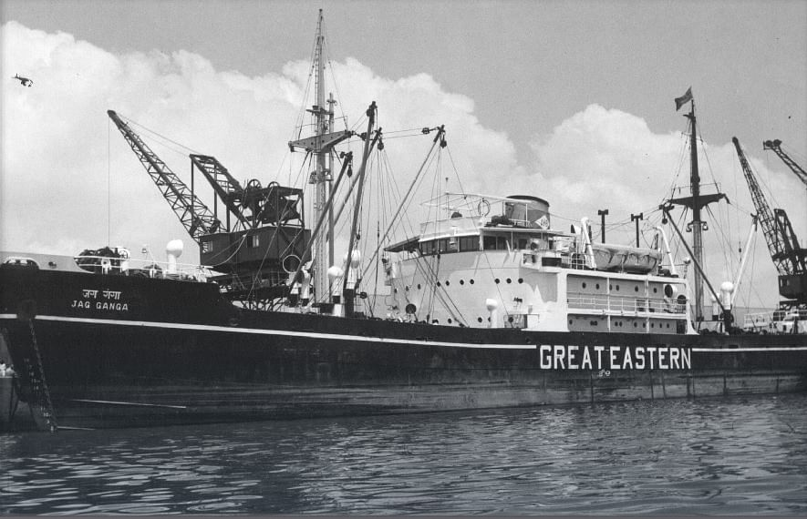 (Photograph: GE Shipping website)