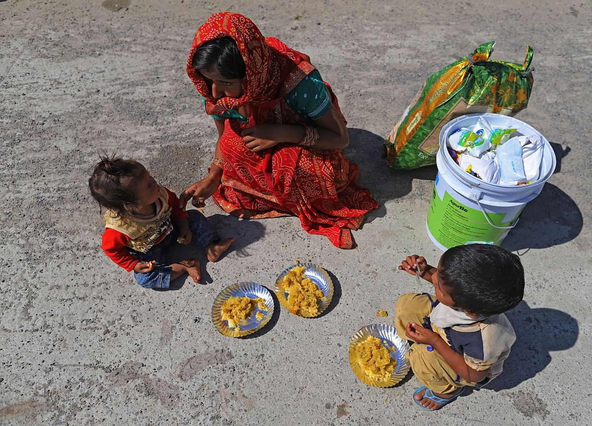 India May Be Reversing Decades Of Progress On Child Nutrition, New Government Data Show