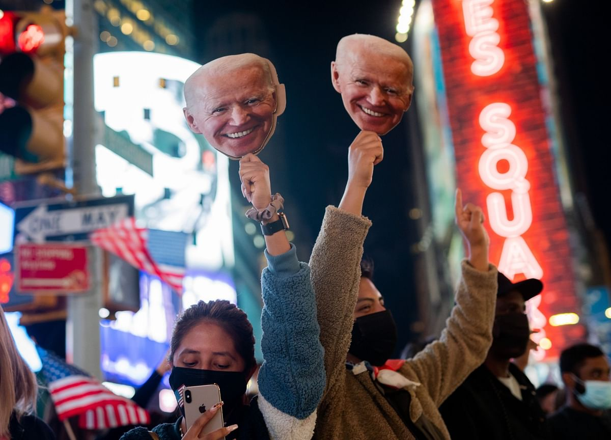 Wall Street's Biden Fans Greet His Economy Team With Relief