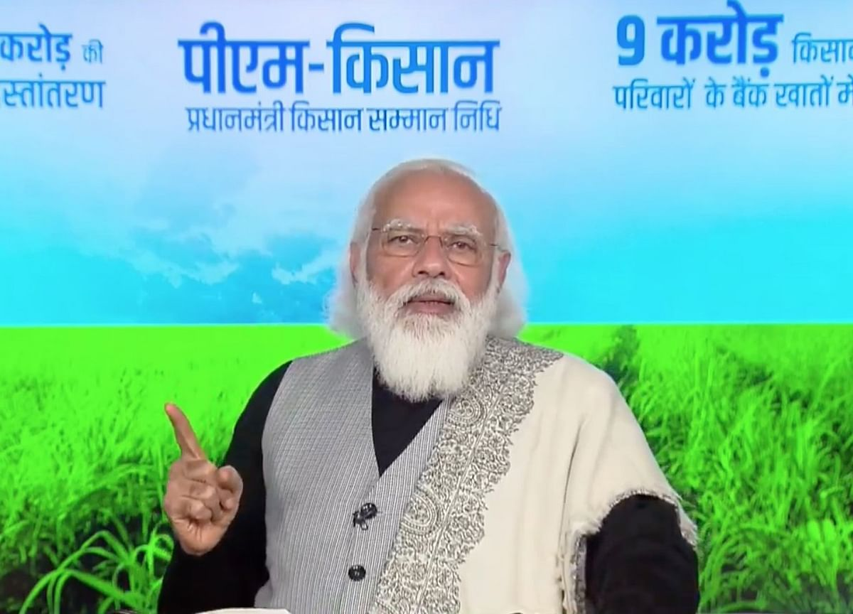 Political Rivals Misusing Farmers' Protest To Push Their Agenda, Says Modi