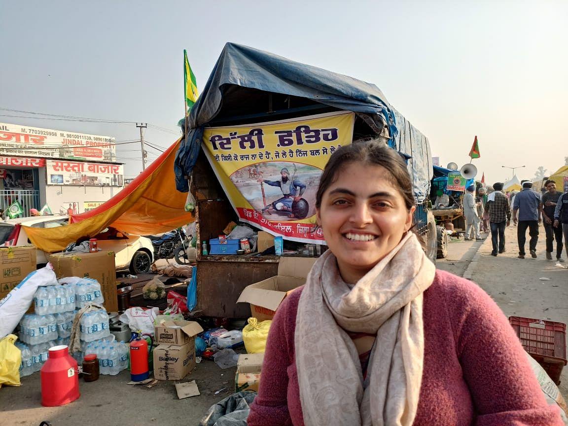 Trolley Times co-founder Navkiran Natt. (Photograph courtesy: Navkiran Natt)