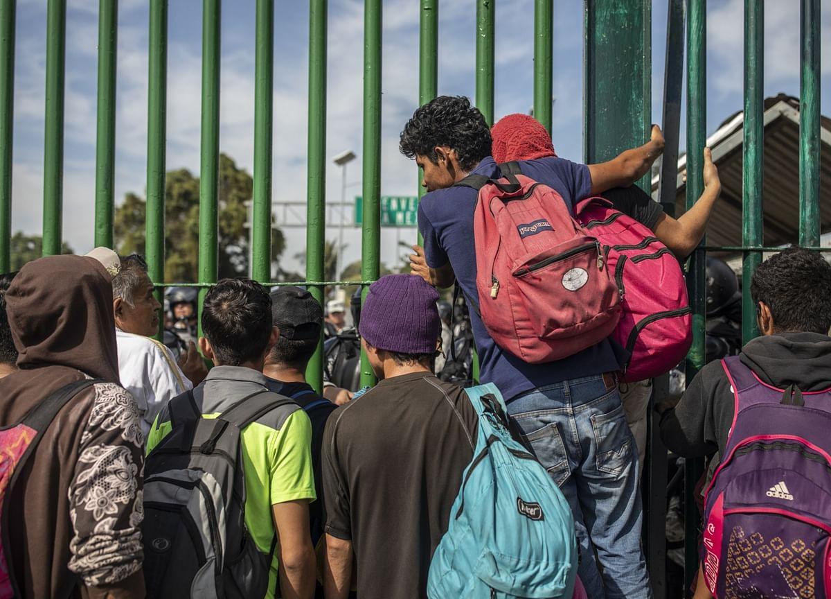 Could Migrant Caravans Return Under Biden?
