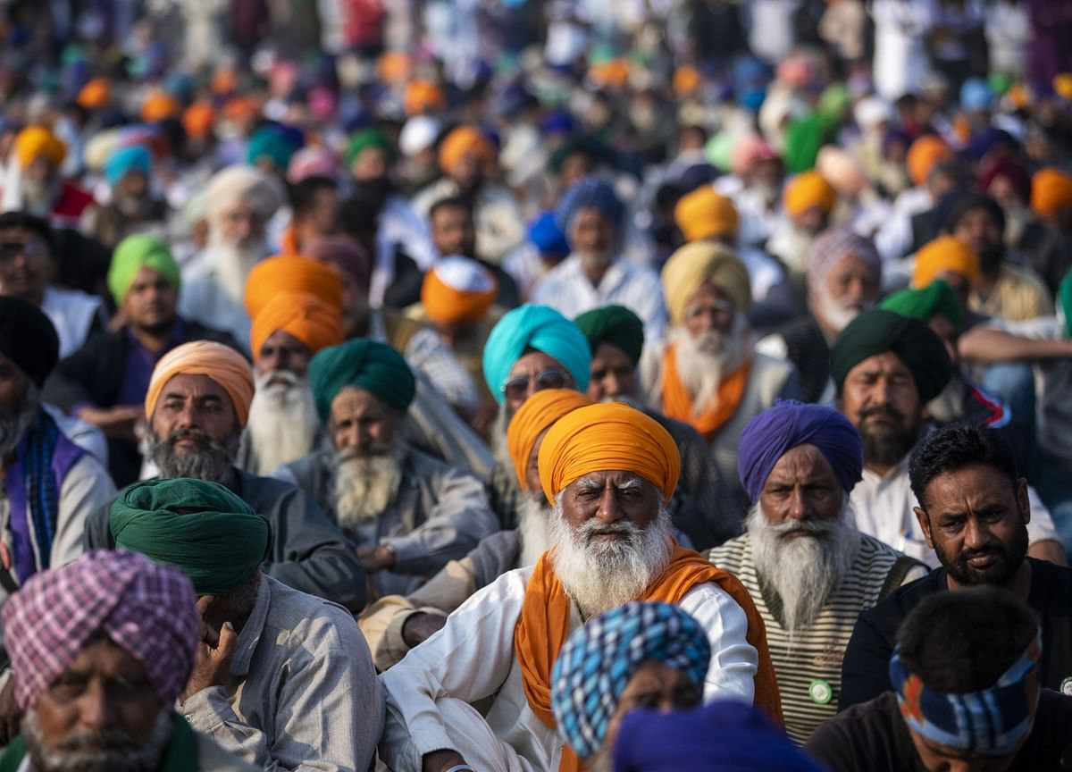 Farmers Will March To The Parliament On Foot In May, Says Samyukt Kisan Morcha