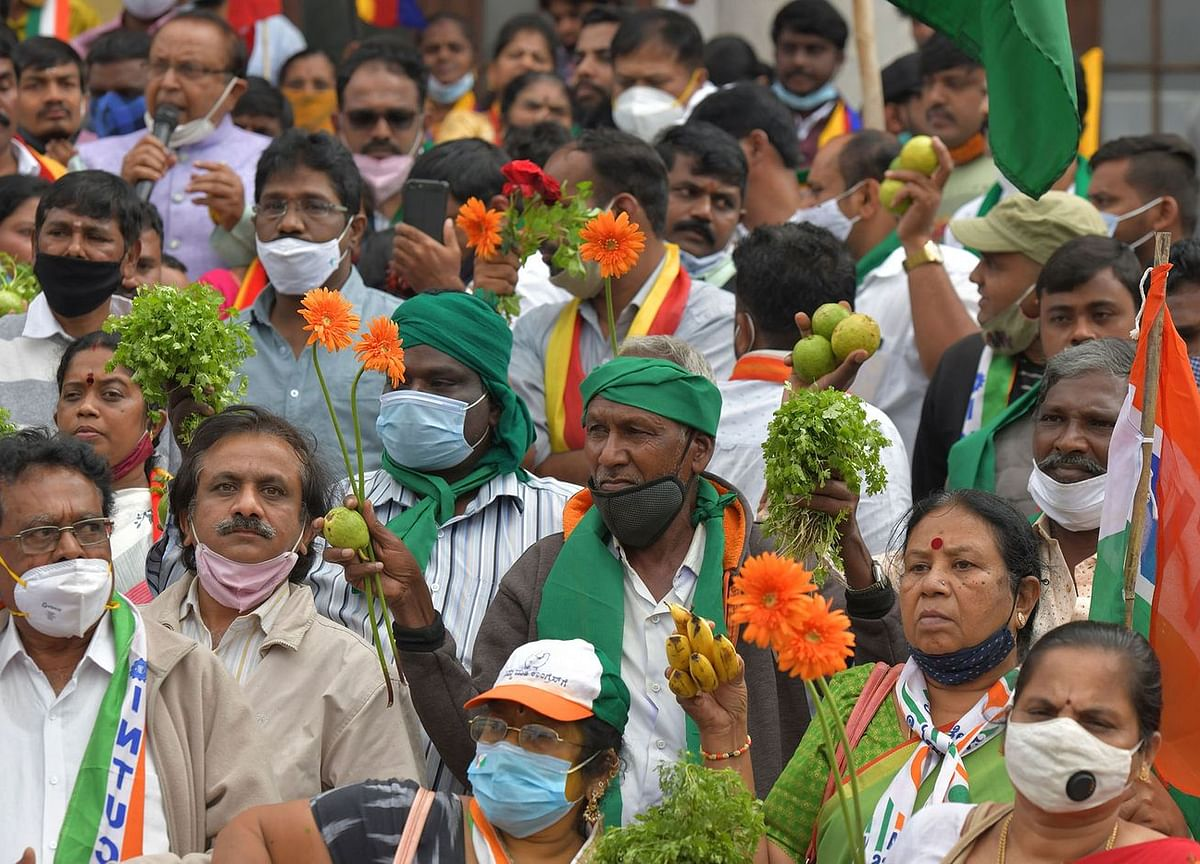 National Strike Intensifies Protests Against New India Farm Laws