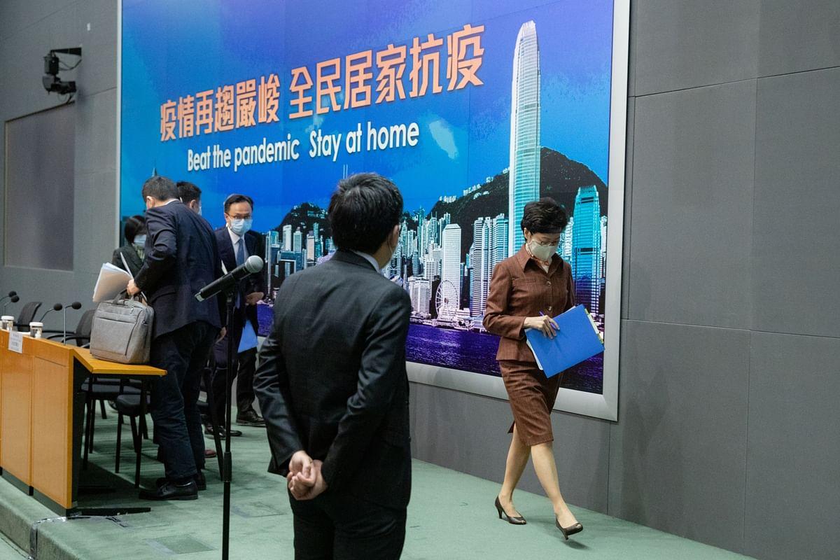 Hong Kong Buys 15 Million Vaccine Doses From Pfizer, Sinovac