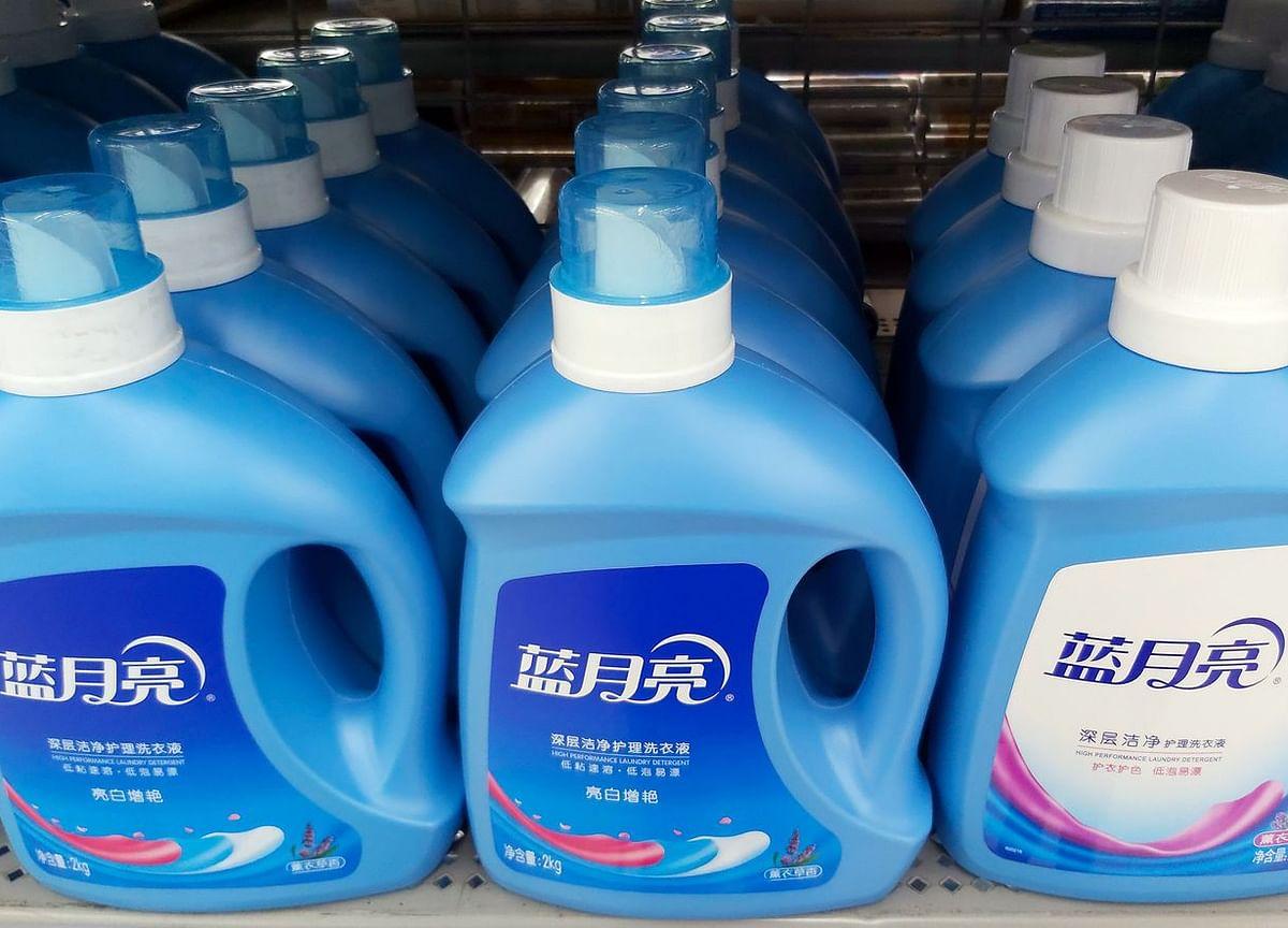 Detergent Turns Former Teacher Into One of China's Richest Women