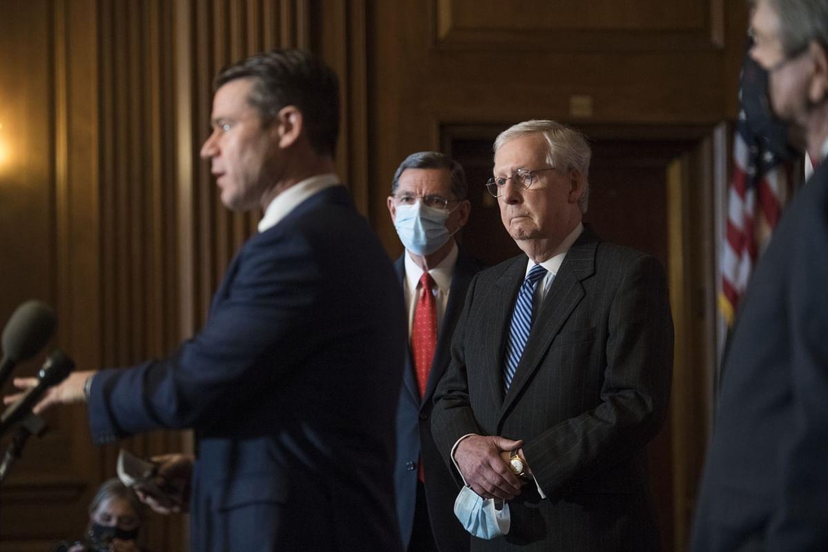 GOP Leaders Cite Progress in Talks With Pelosi: Congress Update