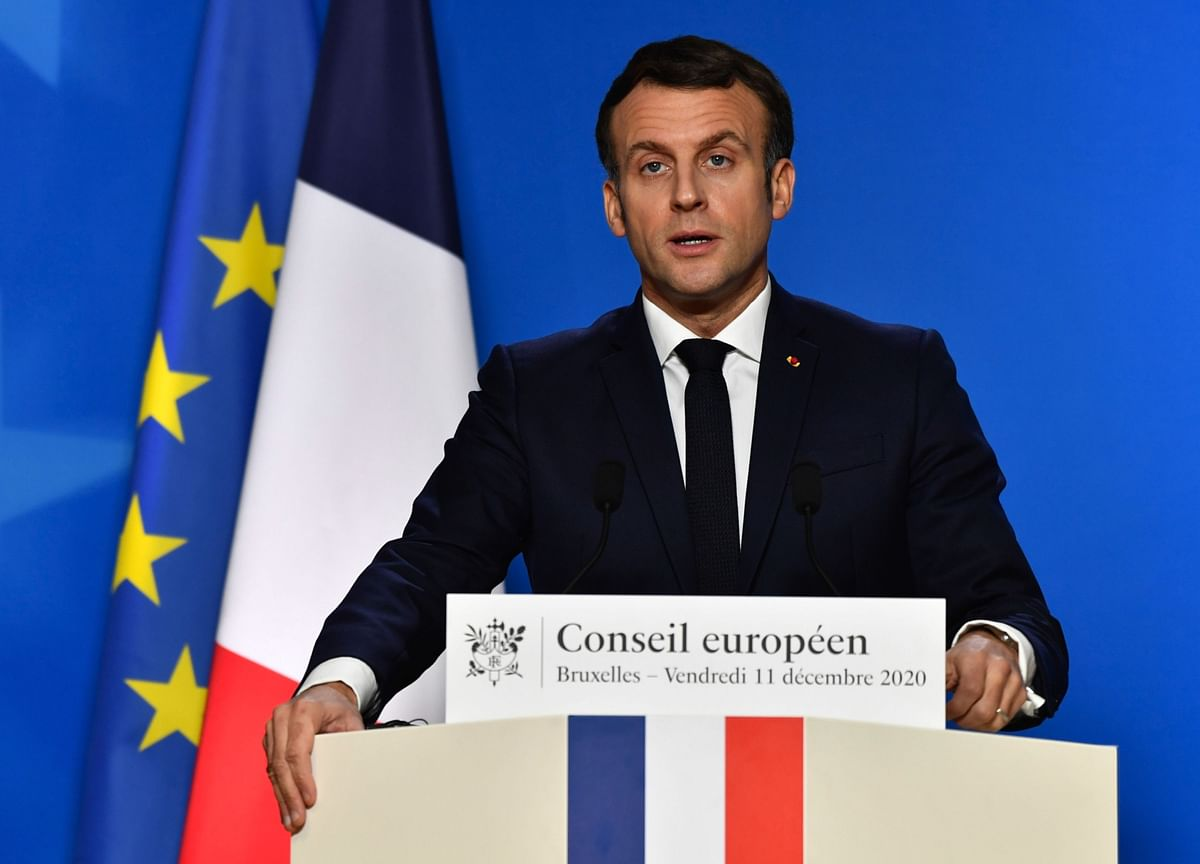 European Leaders Isolating After Macron Tests Positive for Covid