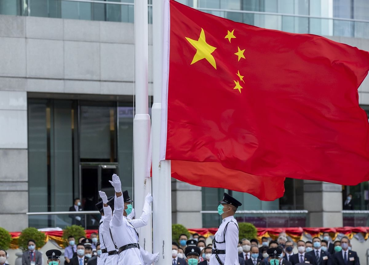 U.S. Sanctions New Group of Chinese Officials Over Hong Kong