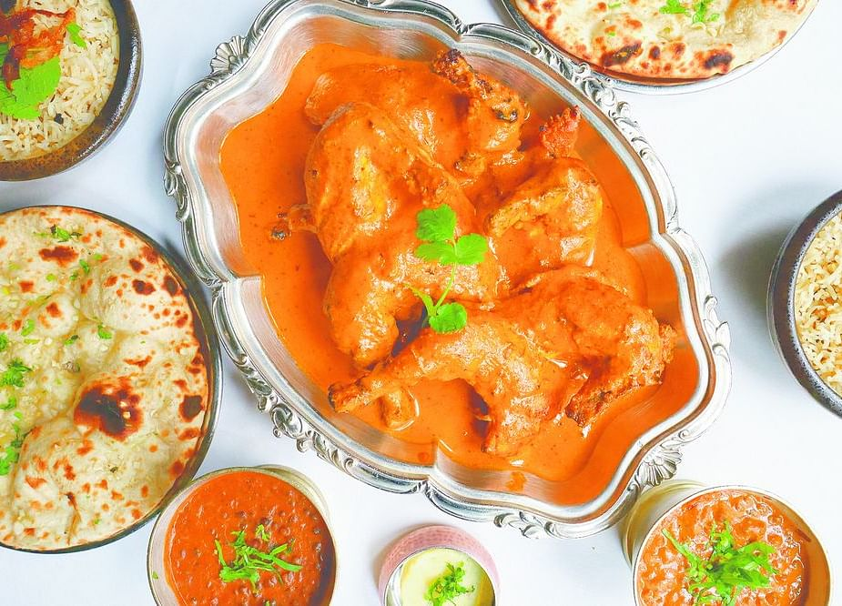 Turkey Leftovers Are Perfect for This Butter Chicken Recipe