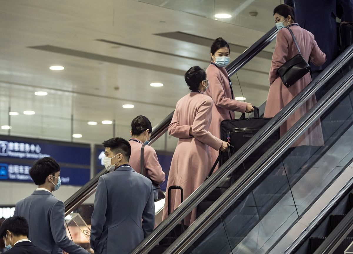 China Tells Cabin Crew to Wear Diapers on Risky Covid Flights