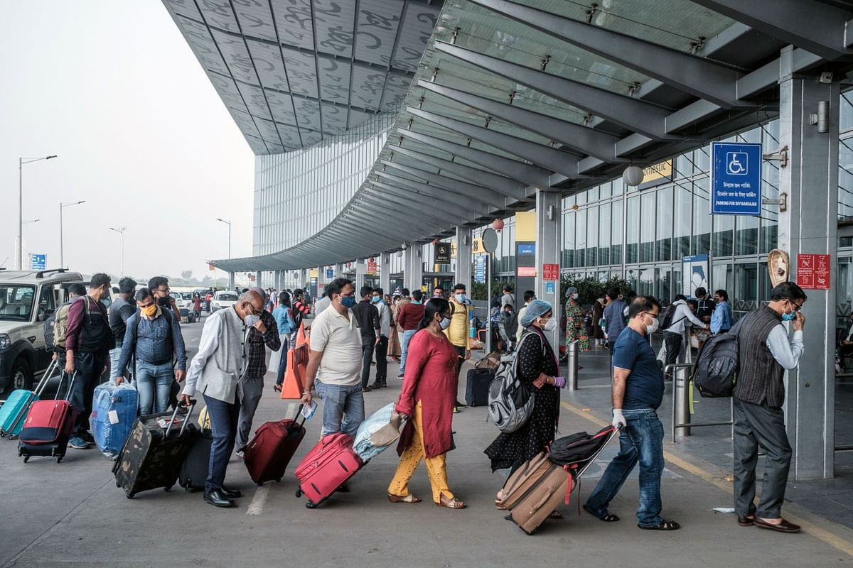 India's Domestic Air Passenger Traffic Lower, Departures Higher: ICICI Securities