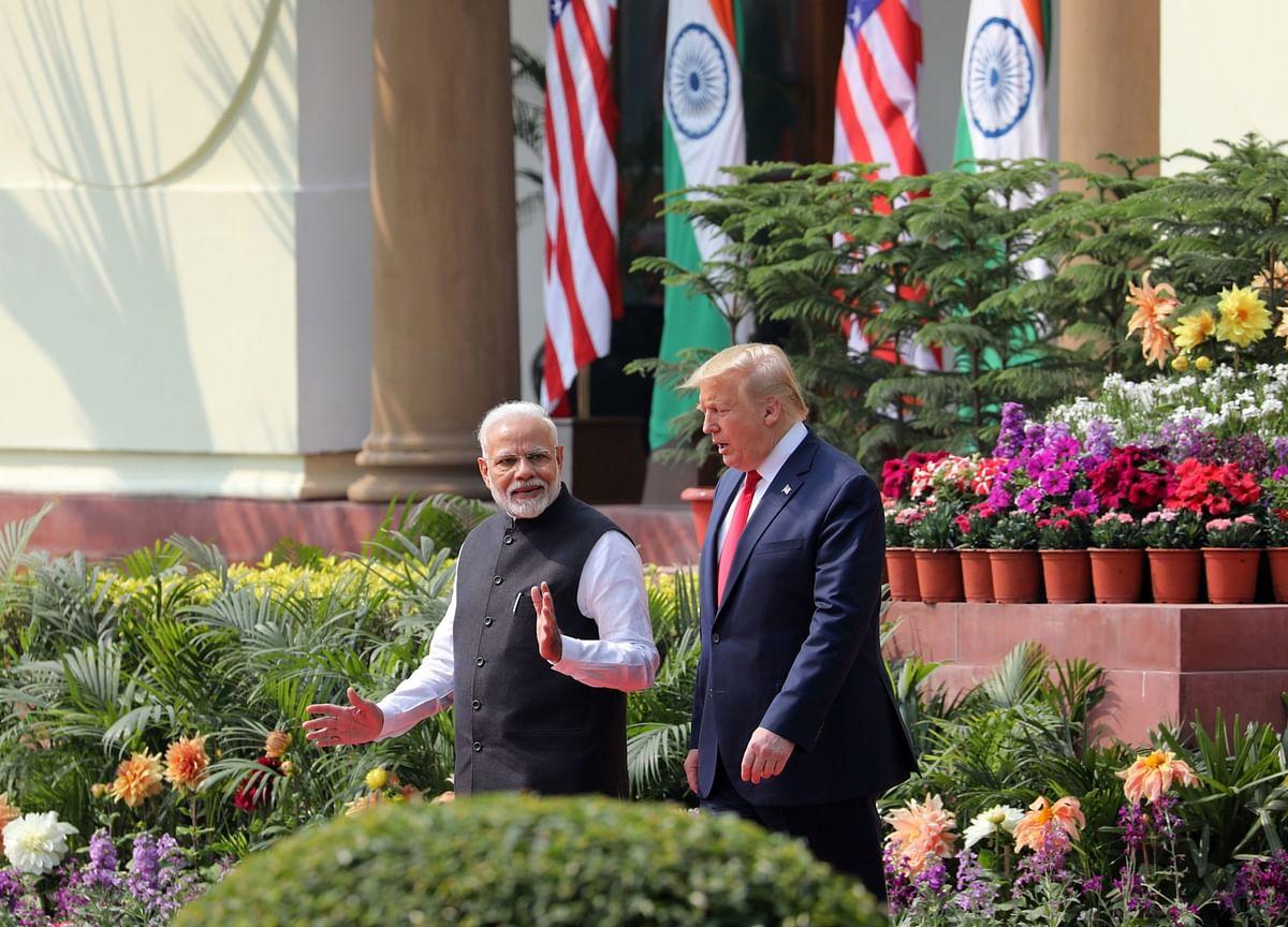 Trump Presents Legion Of Merit To Prime Minister Narendra Modi