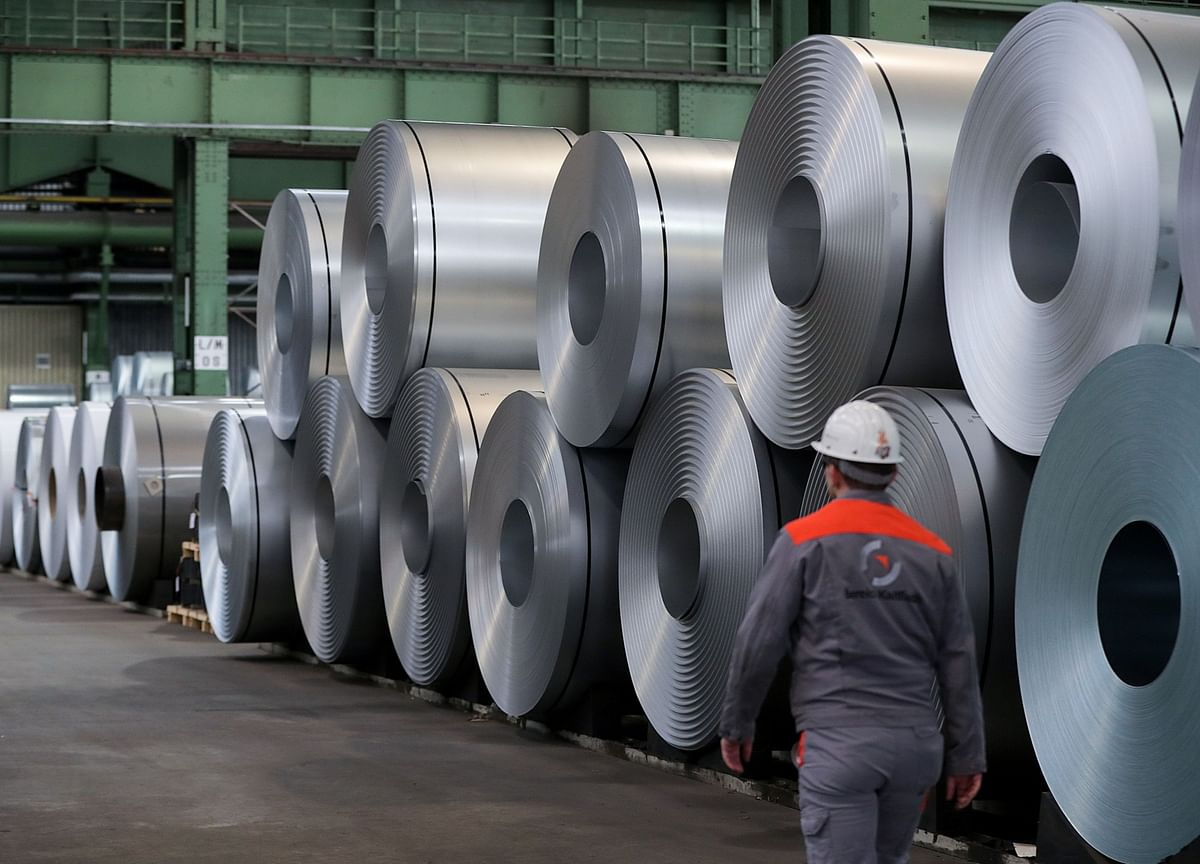 Domestic Steel Demand Continues To Improve, Says Motilal Oswal