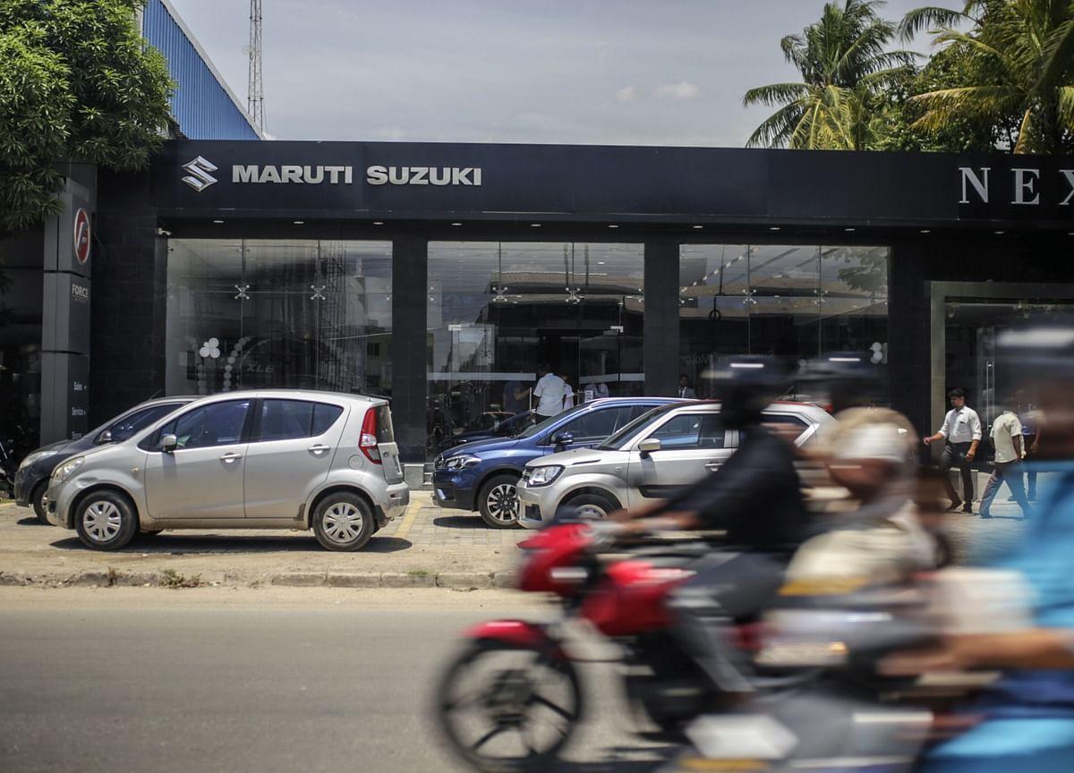 Motilal Oswal: Maruti Suzuki - Cautious Optimism On Demand Outlook