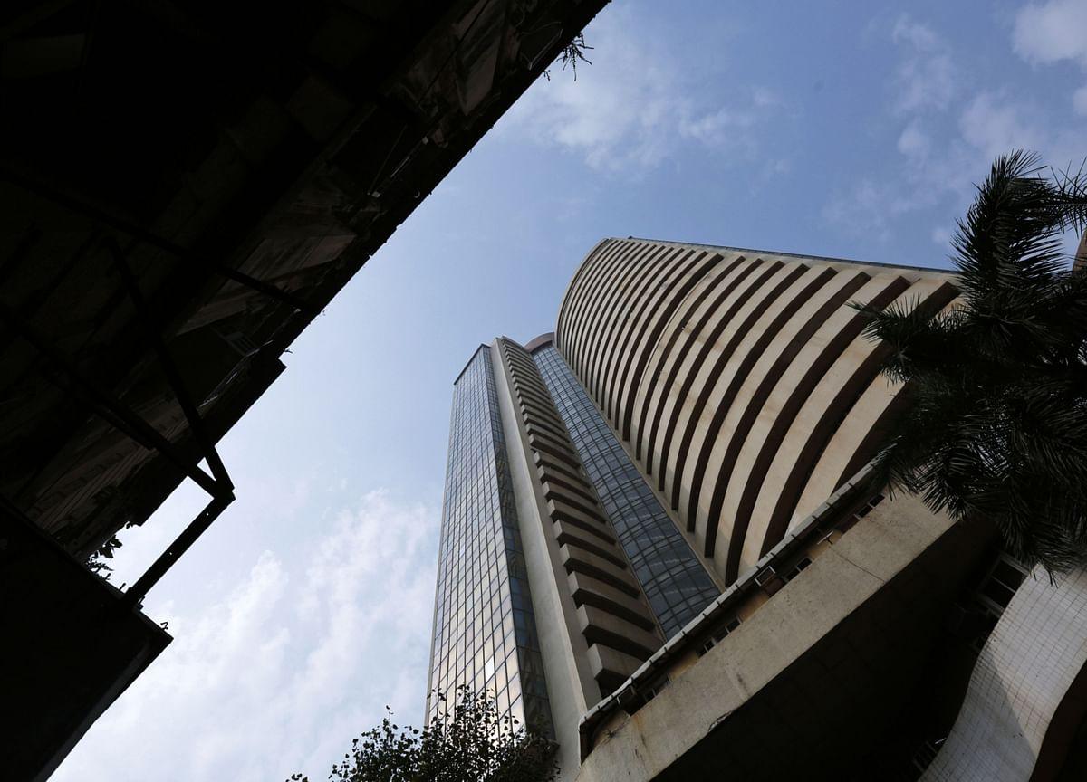 Sensex, Nifty End Near Record High; Banking Stocks Outperform