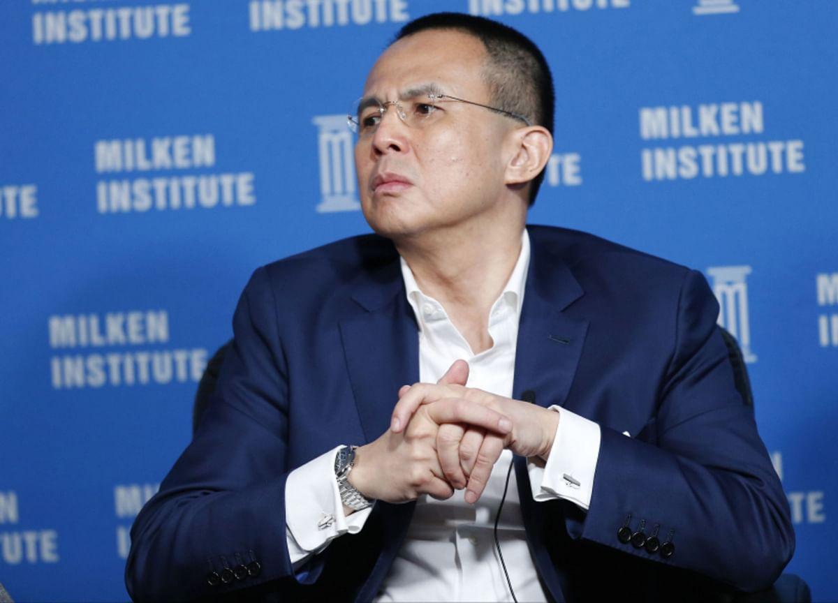 Billionaire Richard Li Teams Up With Peter Thiel on SPAC Bet