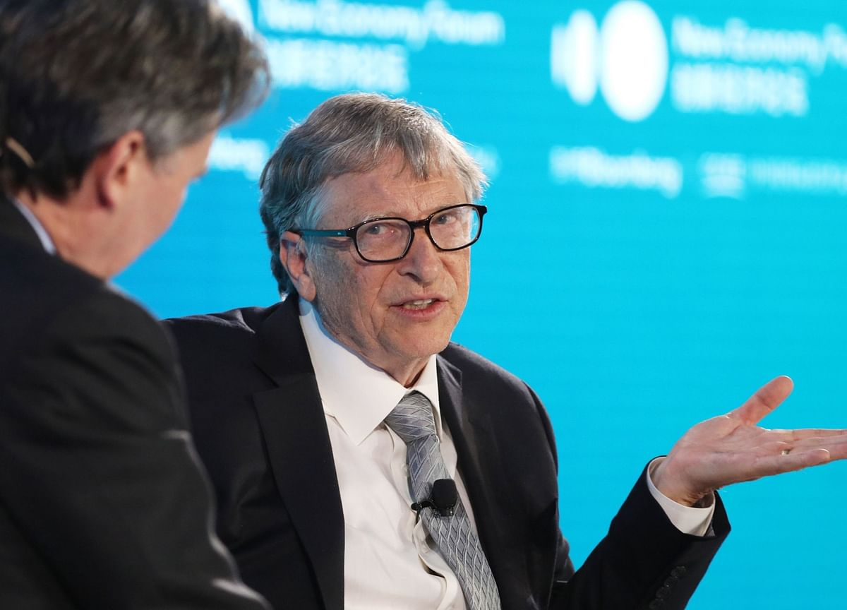 Bill Gates Doesn't See a Formal Role in Biden Administration