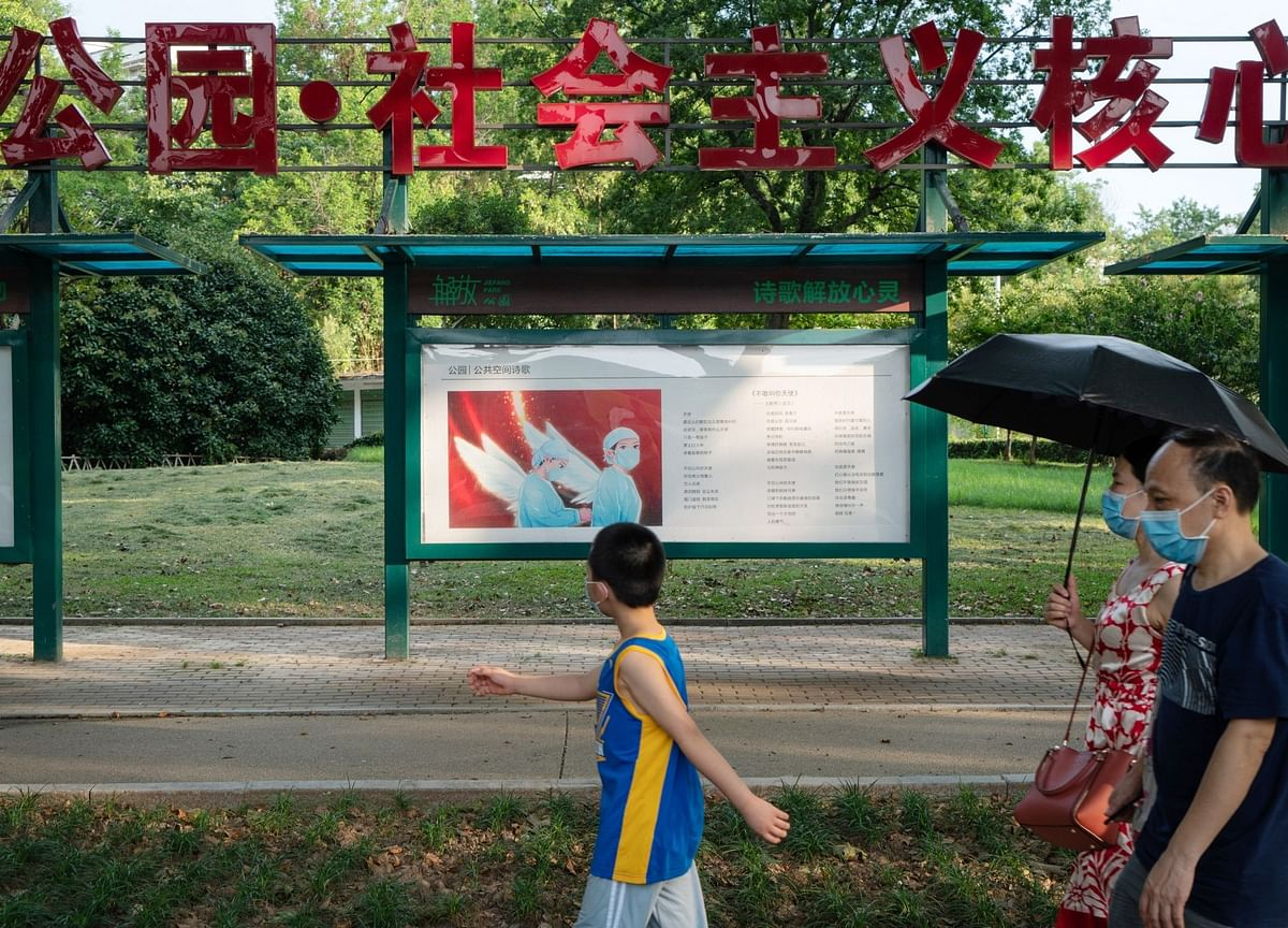 Wuhan's Covid Cases May Have Been 10 Times Higher, Study Shows