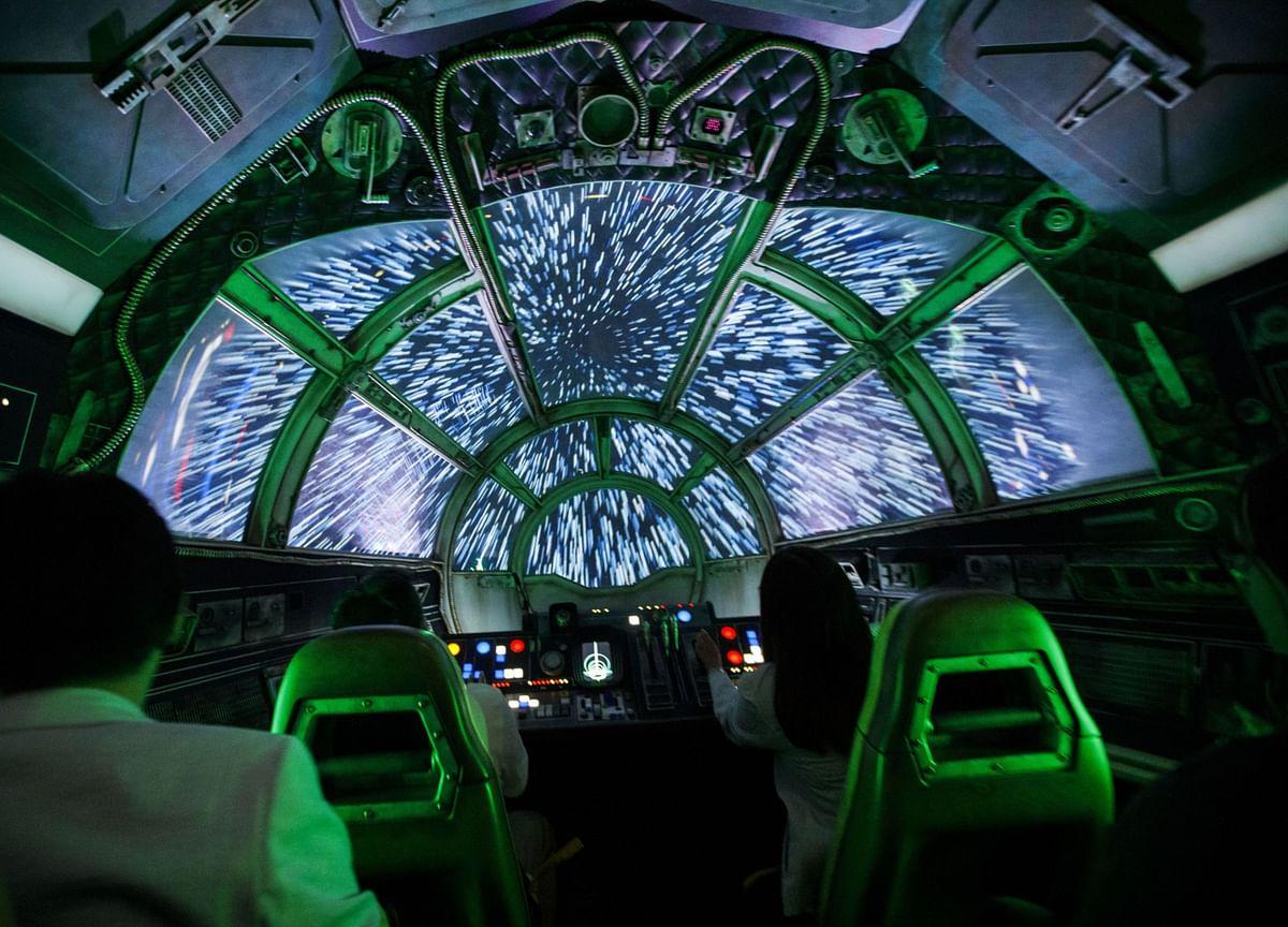 Disney's Slate Includes Indiana Jones and Star Wars Films