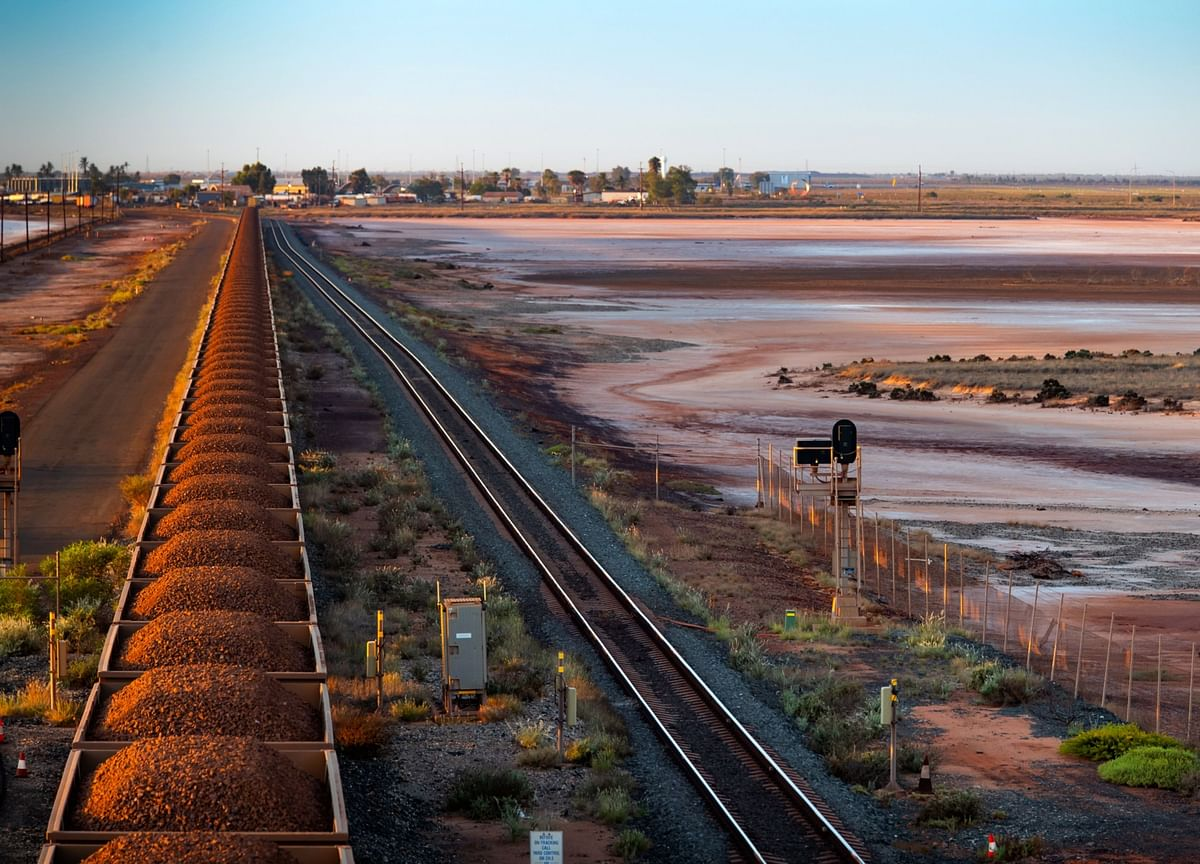 Australia Set for Budget Windfall After Iron Ore Prices Soar
