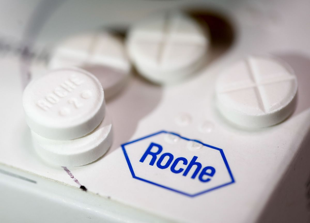 Roche Arthritis Drug Didn't Help All Covid Patients in Study