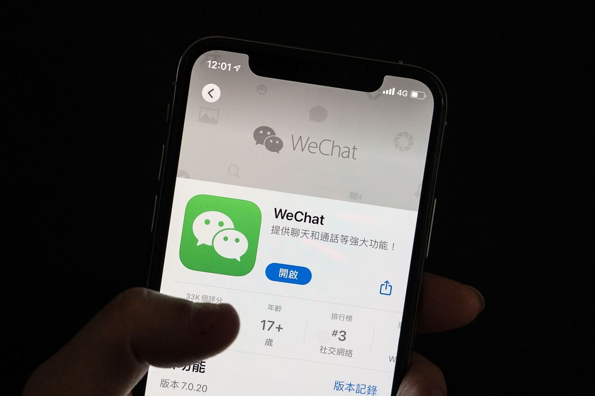 WeChat Ban Urged by U.S. Gets Skeptical Review by Appeals Court