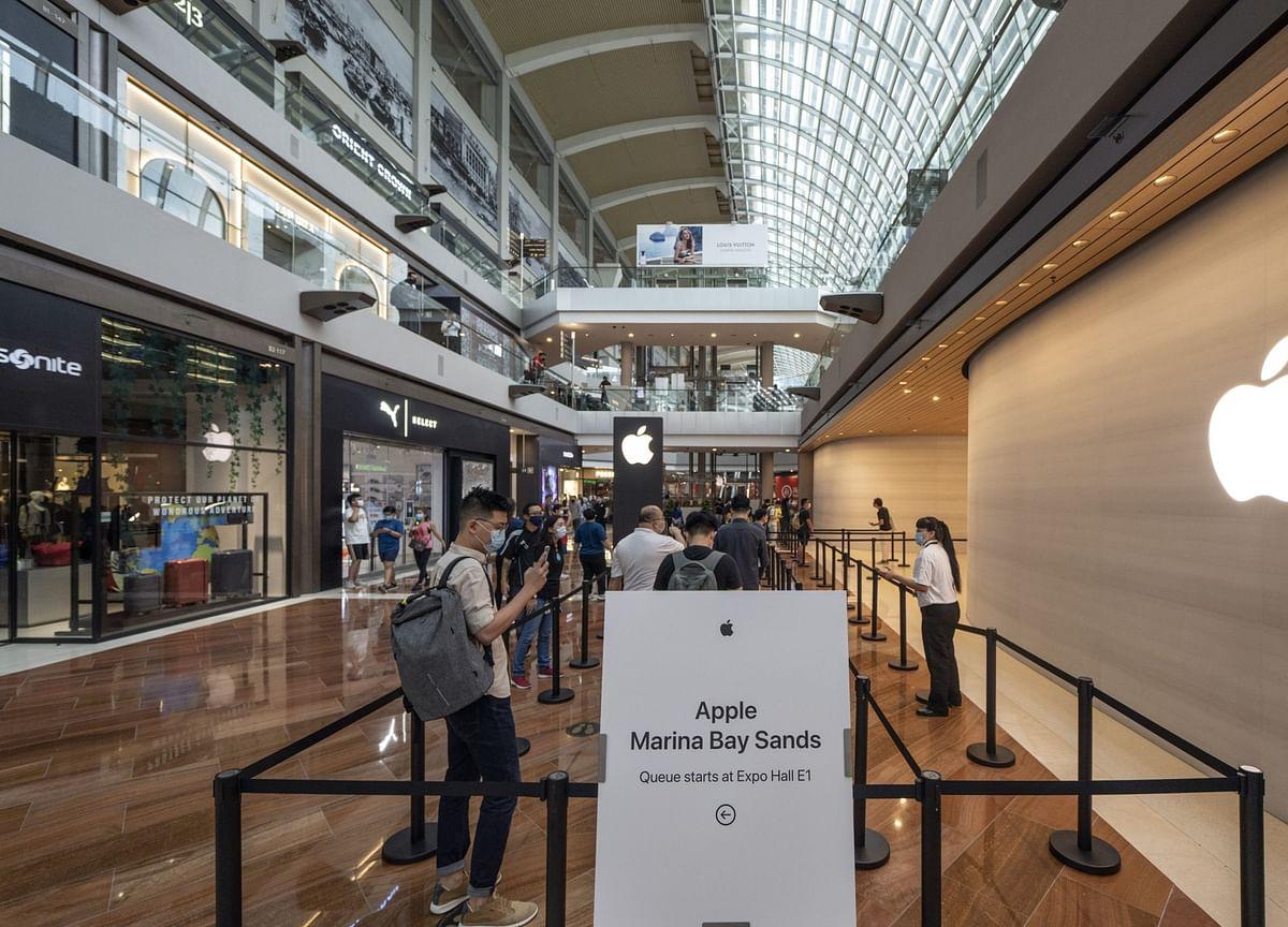 Apple's Cautious Outlook Overshadows $111 Billion Sales Haul