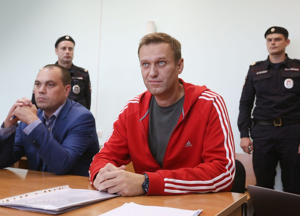 Russia Sends Navalny to Notorious Penal Camp Feared by Inmates