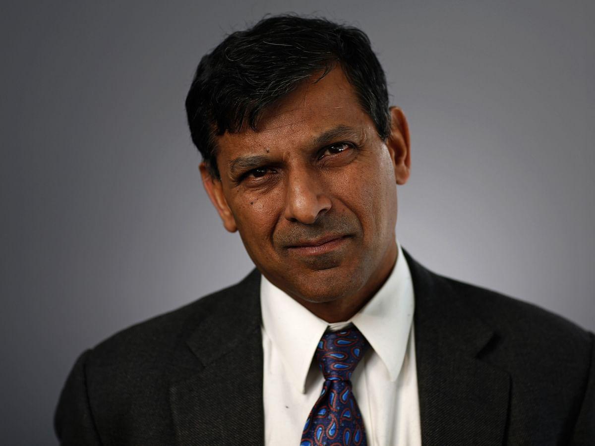 Rajan Says A 'Taper Tantrum Moment' Possible