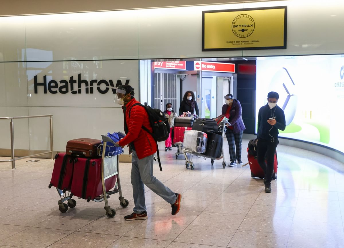 Traveler Quarantines Aren't Going Away Soon
