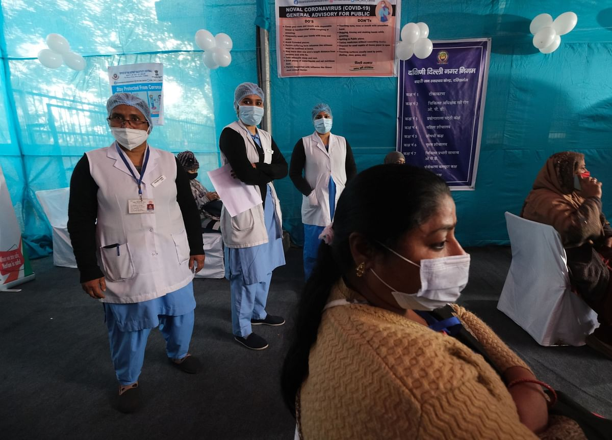 Coronavirus India Updates: Active Cases Tally Inches Higher With Over 20,000 New Cases