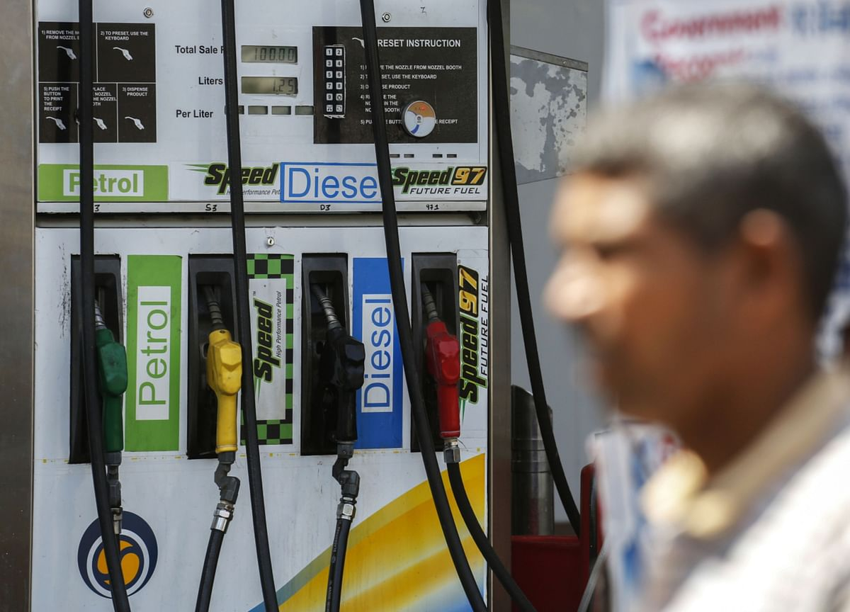 Petrol Price Hiked For Fifth Straight Day, Nears Rs 95 In Mumbai