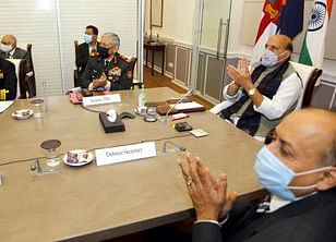 Rajnath Singh Launches Portal For Online Sale Of Certain Items Through CSD Canteens