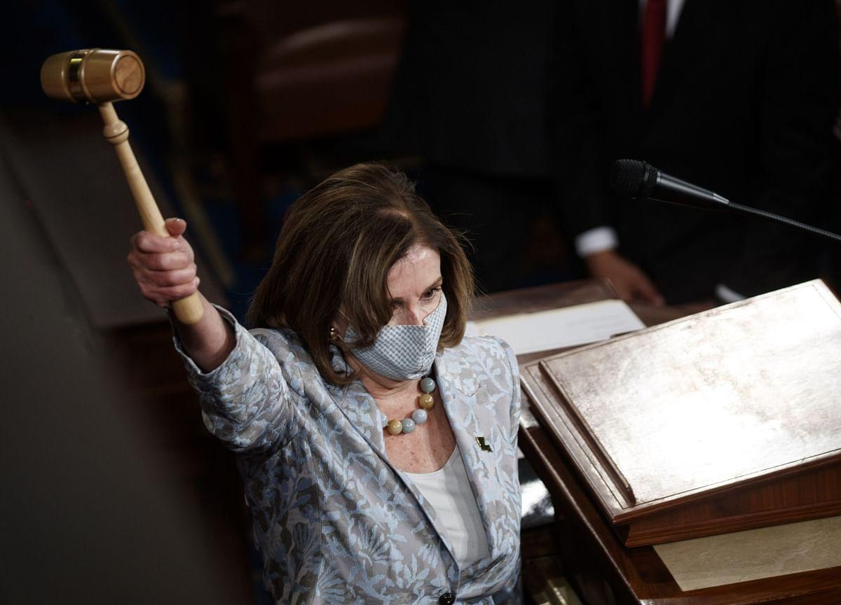 House Sends Aid Bill to Biden, Checks to U.S. Pocketbooks