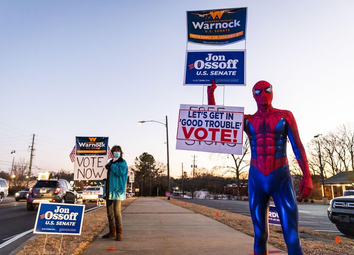 Democrats Win U.S. Senate as Ossoff Tops Perdue in Georgia Sweep